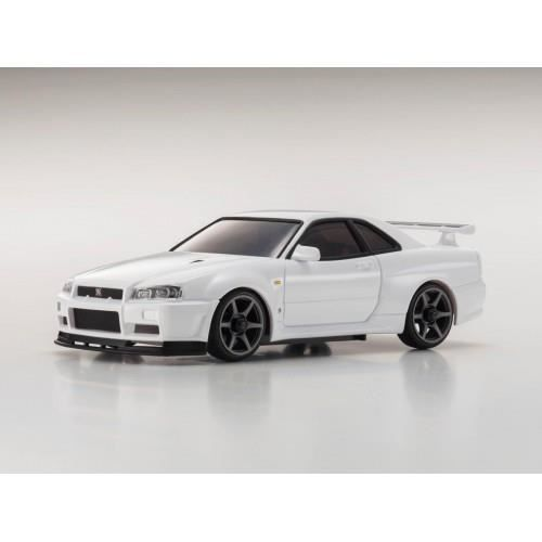accessoire piece detachee outil circuit kyosho autoscale nissan skyline gt r r34 z v spec. Black Bedroom Furniture Sets. Home Design Ideas
