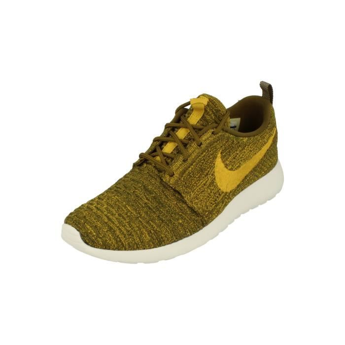 Nike Femmes Rosherun Flyknit Running Trainers 704927 Sneakers Chaussures 306