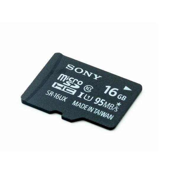 sony micro sd 16 go class 10 uhs i 95mb s achat vente. Black Bedroom Furniture Sets. Home Design Ideas