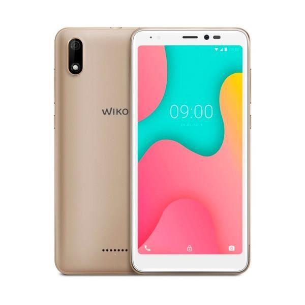 SMARTPHONE WIKO Y60 ORO POUR 4G DUAL SIM 5.45 '' TFT WVGA / 4