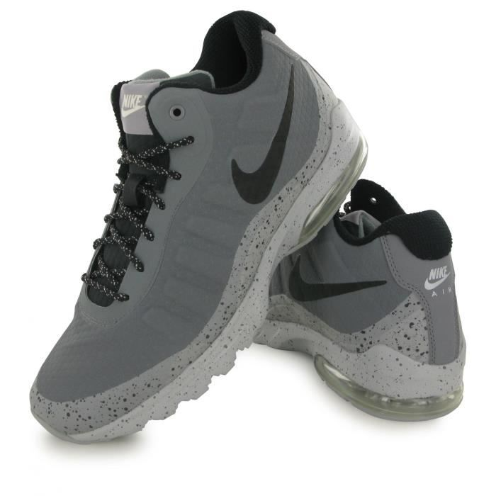 Nike Air Max Invigor Mid gris, baskets mode homme