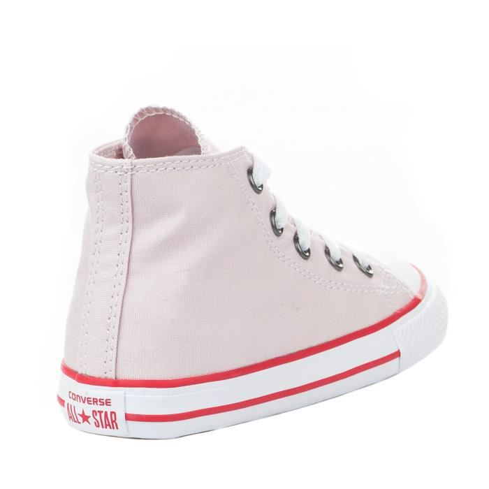 Baskets fille - CONVERSE - Rose - 594916-10 - Millim