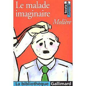 AUTRES LIVRES LE MALADE IMAGINAIRE
