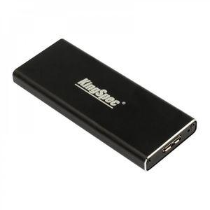 HOUSSE DISQUE DUR EXT. USB 3.0 HDD boîtier M2 à SATA SSD disque dur exter