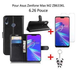 HOUSSE - ÉTUI Mode Housse Asus Zenfone Max M2 ZB633KL Coque Luxe