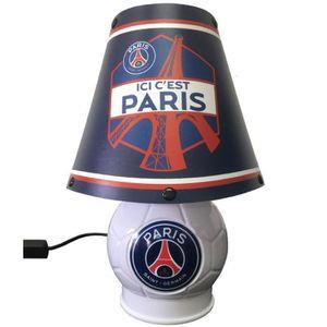 LAMPE A POSER Lampe à Poser en forme de ballon PSG