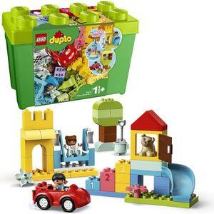 ASSEMBLAGE CONSTRUCTION LEGO® DUPLO® 10914 La boîte de briques deluxe