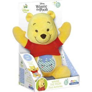 Julius Z/öllner Baby Pooh and Friends Softy Peluche Winnie l/'ourson avec housse amovible en tissu
