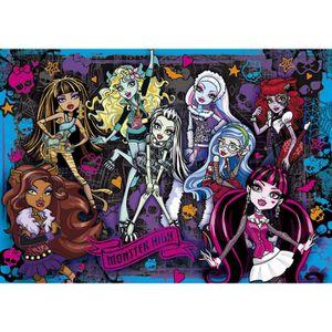 PUZZLE Puzzle 3D Monster High - 104 pièces