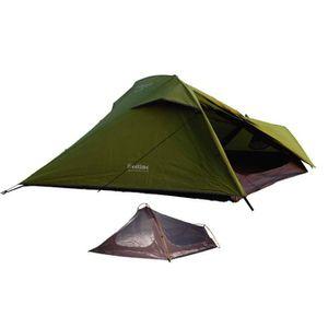 TENTE DE CAMPING MOUNTAIN 2 DLX - tente dôme montagne 2 places -