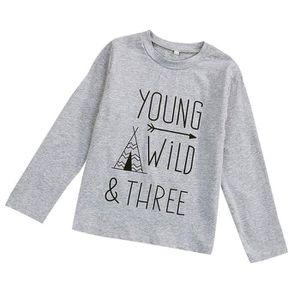 Sweat-Shirt Enfants B/éb/é Fille Gar/çon Col Rond Hiver Chaud Petite Impression de Voiture Tops Sweatshirt Pullover V/êtement pour 18Mois-7Ans