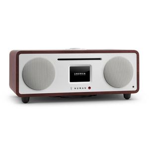 RADIO CD CASSETTE NUMAN Two Radio Internet 2.1 Radio WiFi avec Spoti