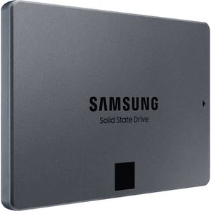 DISQUE DUR SSD SAMSUNG - Disque SSD Interne - 860 QVO - 1To - 2,5
