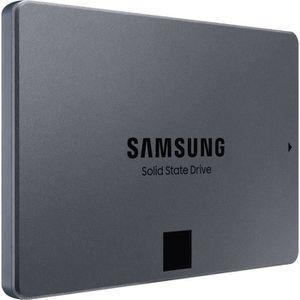 DISQUE DUR SSD SAMSUNG - Disque SSD Interne SATA III - 860 QVO -
