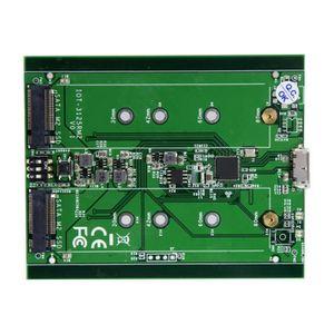 RACK - BAIES  STARTECH Boîtier USB 3.1 (10 Gb/s) dual slot pour