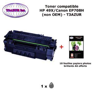 TONER Toner générique Canon EP708H pour imprimante Canon