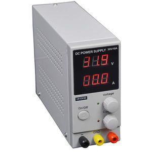 ALIMENTATION TEMPSA Alimentation electrique DC30V 10A numérique
