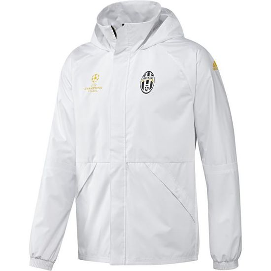 Veste imperméable UCL Juventus Turin 20162017 Prix pas