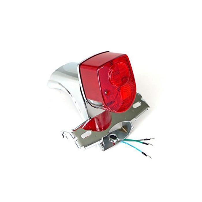 Feu arrière - Dax Replica - Moto Dax SKYTEAM / SPIGAOU / TNT CITY