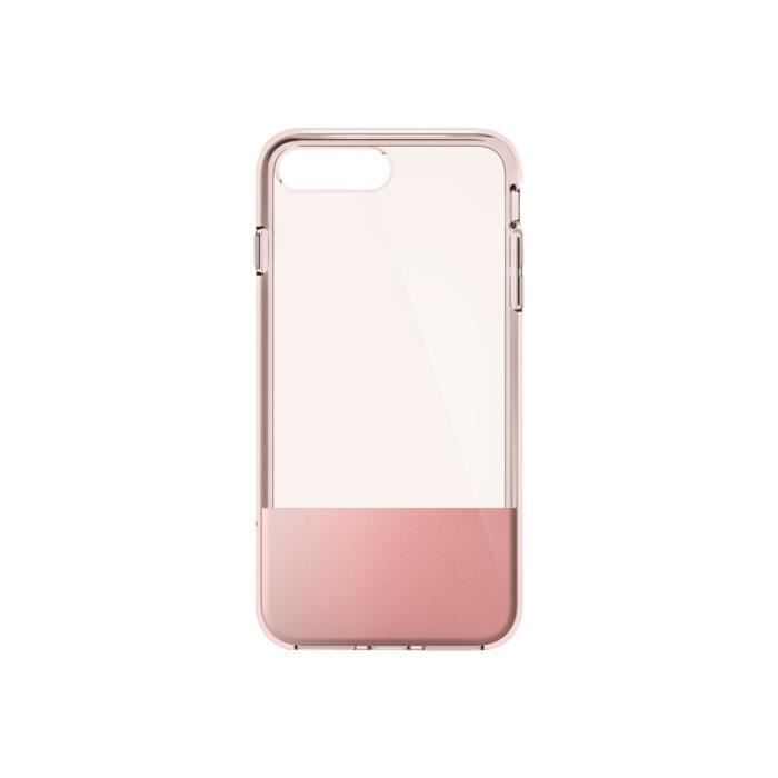 BELKIN Coque de protection - Pour Apple iPhone 7 Plus, 8 Plus - Gris argenté