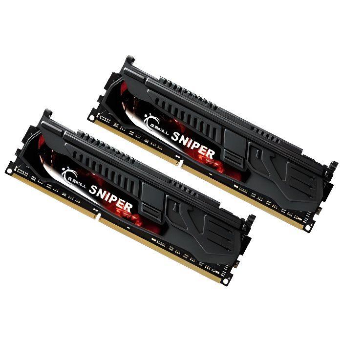G.SKILL RAM PC3-19200 / DDR3 2400 Mhz - F3-2400C11D-16GSR -...