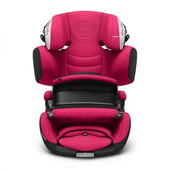 KIDDY Siège auto Guardianfix 3 - Fille - Rubin rose