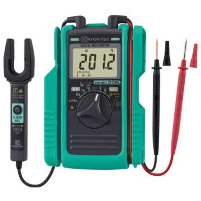 Multimètre , Pince ampèremétrique Kyoritsu KEW Mate 2012 RA numérique CAT II 600 V, CAT III 300 V 1 pc(s)