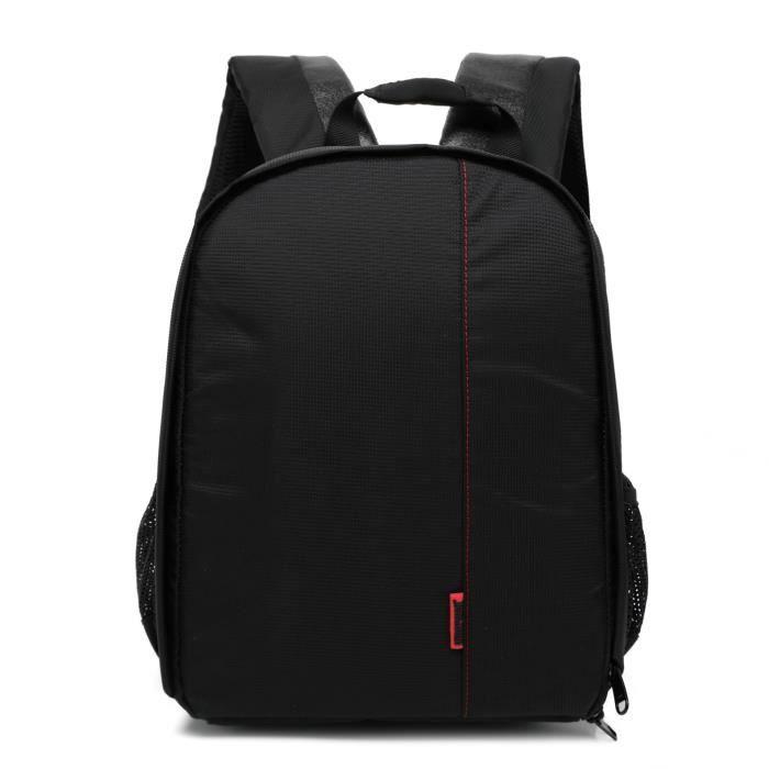 Canon Nikon sac photo sac appareil photo reflex épaule petit sac de caméra extérieure appareil photo numérique sac à dos