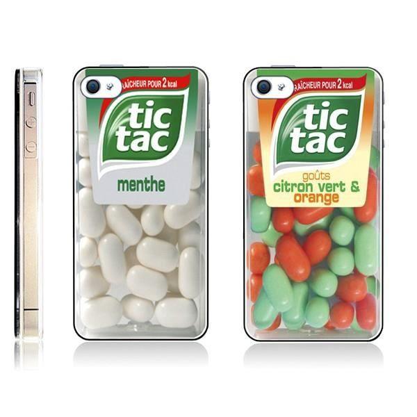 Coque Tic Tac iPhone 5-5S - Cdiscount Téléphonie