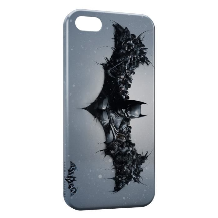 coque iphone 5 5s batman arkham origins