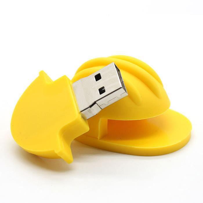Mini Compact II 8Go USB 2.0 Clé USB Clef Mémoire Flash Data Stockage