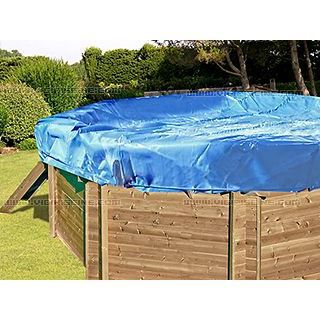 Couverture protection safe pool piscine bois 6 achat for Piscine bois 6x4 rectangulaire