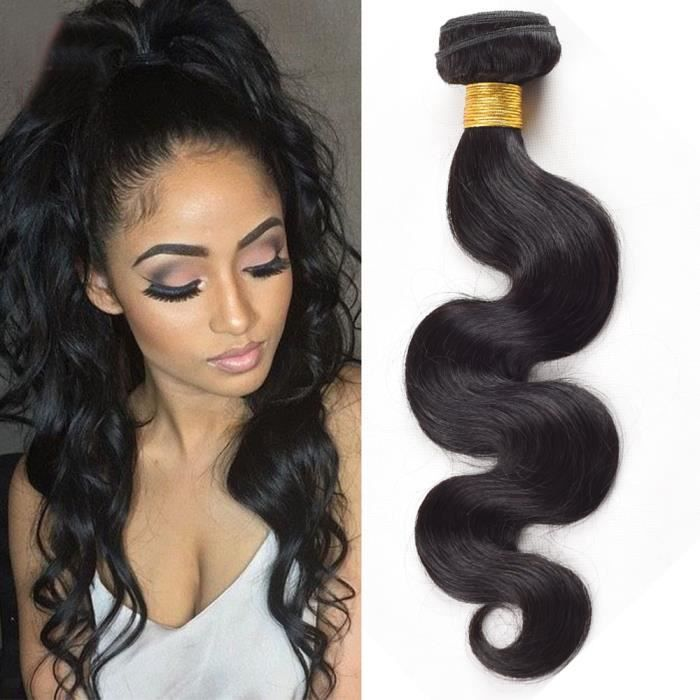 1 piece tissage bresilien body wave cheveux humains naturel virgin 100g piece 20 pouces 50cm. Black Bedroom Furniture Sets. Home Design Ideas