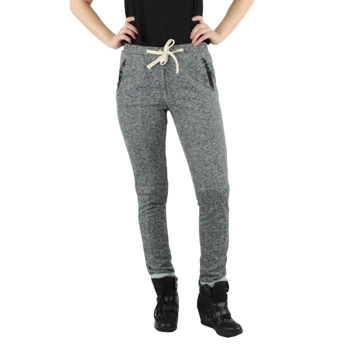 pantalon de sport femme achat vente pantalon pantalon de sport femme cdiscount. Black Bedroom Furniture Sets. Home Design Ideas