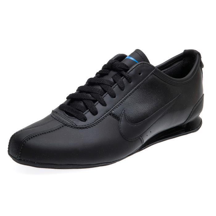 Chaussures Nike Shox Rivalry Noir 41 - Cdiscount Chaussures