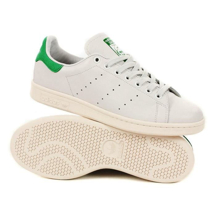 stan smith croco beige
