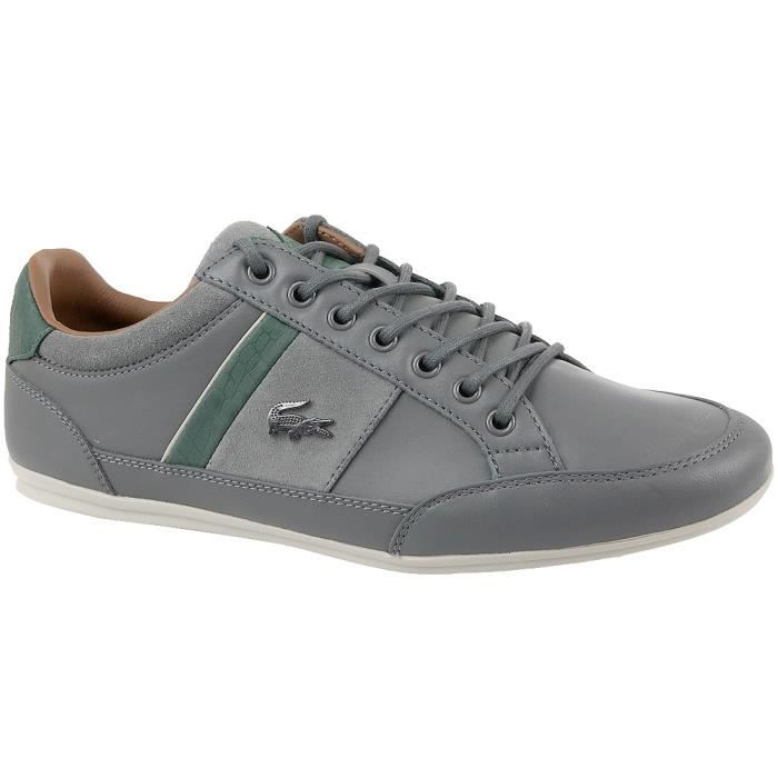 Lacoste Chaymon 417 CAM0070248  - Chaussures Basket Homme