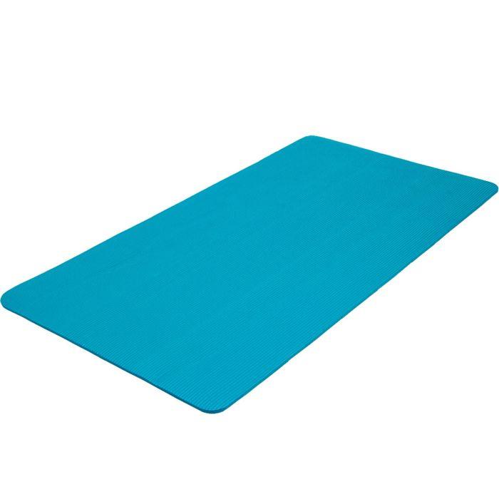 Tectake Tapis De Yoga Tapis De Sol Tapis De Gym En Mousse 185 Cm X
