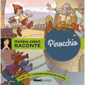 Livre 3-6 ANS Pinocchio