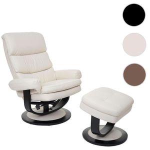 FAUTEUIL Fauteuil relax Turda, fauteuil de télévision, avec