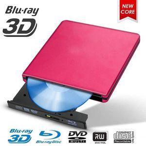 DVD FILM Lecteur CD/DVD Externe, Externe Graveur DVD Blu Ra