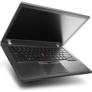 Achat PC Portable Pc portable Lenovo T450 - i5 5300U - 8Go - 240Go SSD - W10 pas cher
