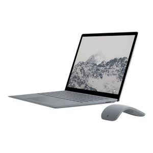 "Achat PC Portable Microsoft Surface Laptop Core i5 7200U - 2.5 GHz Windows 10 S 8 Go RAM 256 Go SSD 13.5"" écran tactile HD Graphics 620 Wi-Fi,… pas cher"