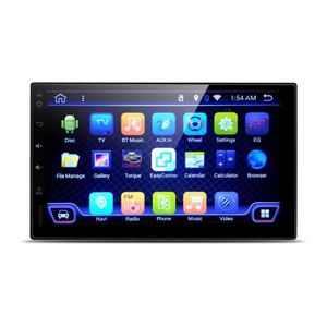 autoradio 2 din gps android achat vente autoradio 2 din gps android pas cher cdiscount. Black Bedroom Furniture Sets. Home Design Ideas