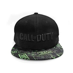 CASQUETTE Casquette Call of Duty : Crash Map - Noire