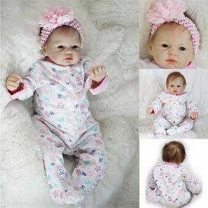 POUPÉE NEUFU Nouveau-né Poupée Réaliste Bébé Doll Reborn