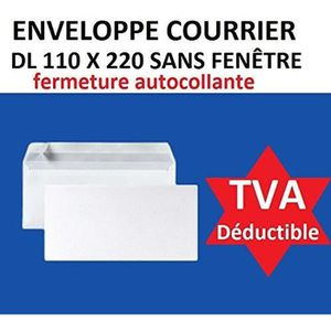 sans fen/être 50/Conqueror enveloppes DL v/élin v/élin