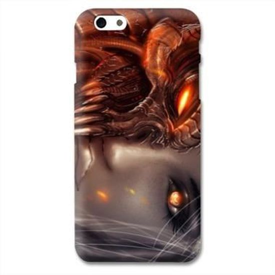 coque iphone 6 demon