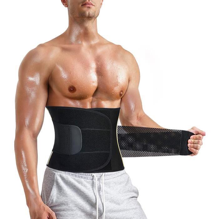 CEINTURE DE FORCE 100 NOPRNE ET VOUS FAIT SUER RAPIDEMENTNotre ceinture homme minceur amlior pour perte de poids est fait de nop8