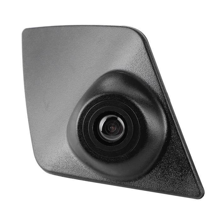 Sonew Caméra de stationnement Caméra de vision avant CCD étanche IP68 de l'aide de stationnement adaptée pour Renault Koleos /